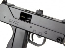Ingram MAC-11 with silencer (G11) - GBB - FOR SPARE PARTS