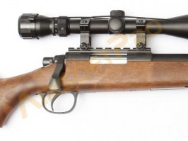 MB03D Sniper wood + scope + bipod [Well]