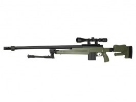 MB4414D (Upgrade version) + scope and bipod - olive [Well]