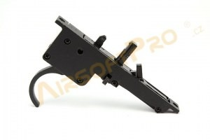 Full metal trigger set for Well MB44xx [Well]