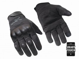 DURTAC SmartTouch gloves - black