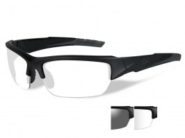 VALOR glasses - clear, smoke