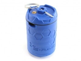 100 BBs E-RAZ gas grenade - blue colour [Z-Parts]