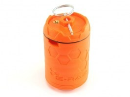 100 BBs E-RAZ gas grenade - orange colour [Z-Parts]