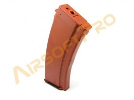 500 rounds magazine for AK- brown