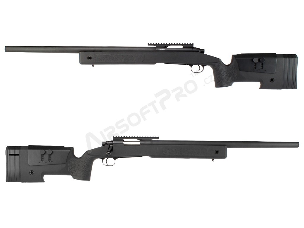 Airsoft sniper rifle M40A3 - black [S&T]