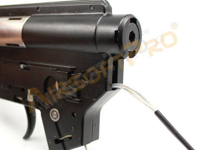 Complete QD gearbox for M4 - wiring to back [Shooter]