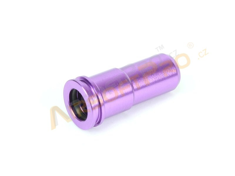 Sealing aluminium nozzle for AK, short - 19,75mm [SHS]