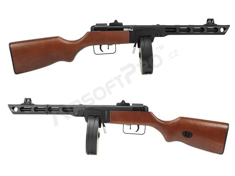 Other AEG : PPSh-41 - Full Metal, Real Wood, blowback, 2x