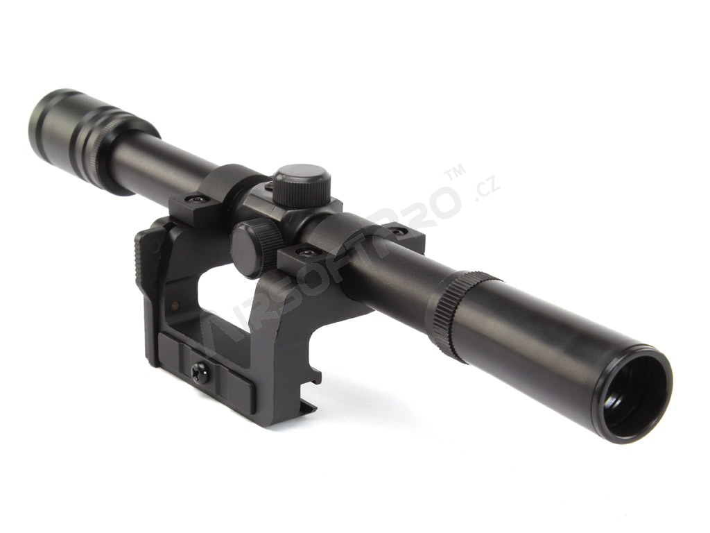 1,5x Magnifier scope Zf41 for Kar98k [Snow Wolf]