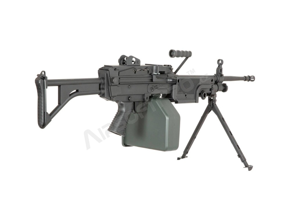 SA-249 MK1 CORE™ machine gun replica - black [Specna Arms]