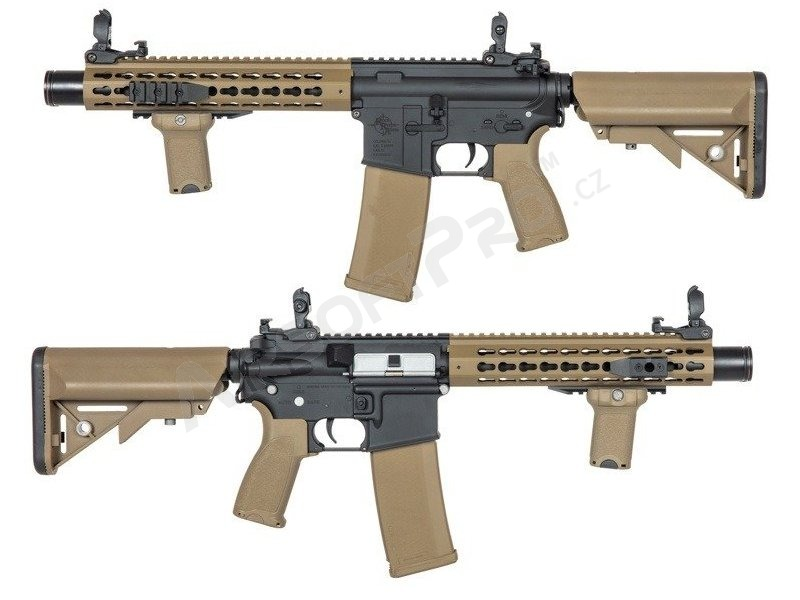 Airsoft rifle RRA SA-E07 EDGE™ Carbine Replica - Half TAN [Specna Arms]