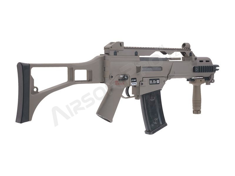 Airsoft rifle SA-G12, EBB Carbine Replica, TAN [Specna Arms]