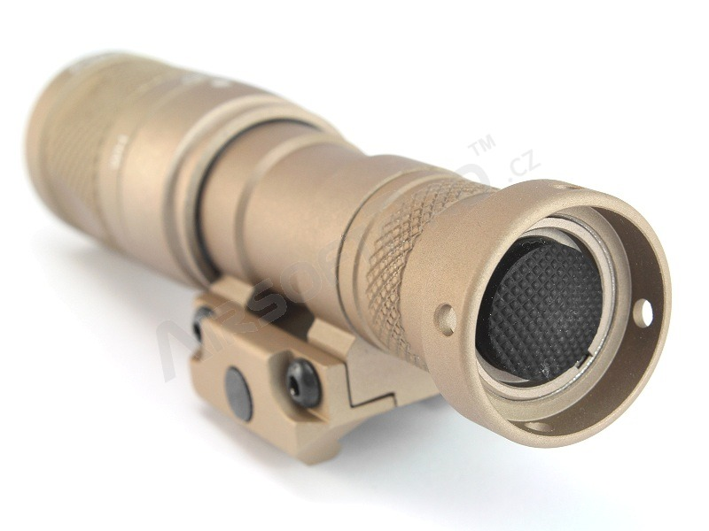 M300V LED Tactical Flashlight with the RIS gun mount - DE [Target One]