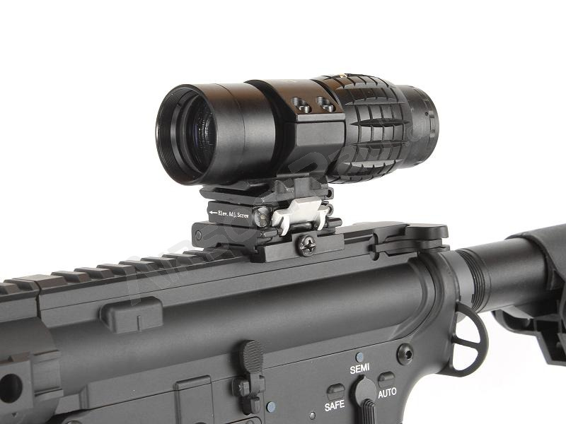 3X35 V1 Magnifier Scope with folding mount [Theta Optics]