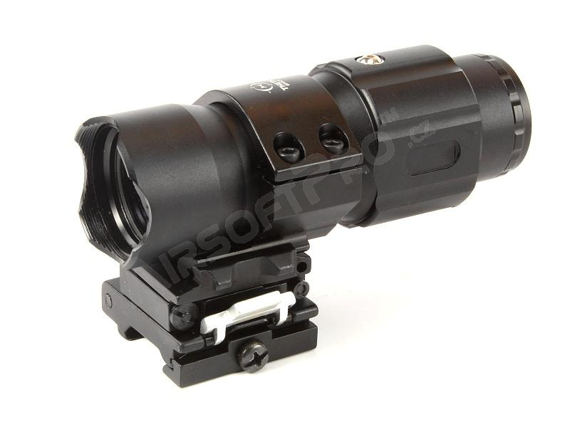 3X35 V2 Magnifier Scope with folding mount [Theta Optics]