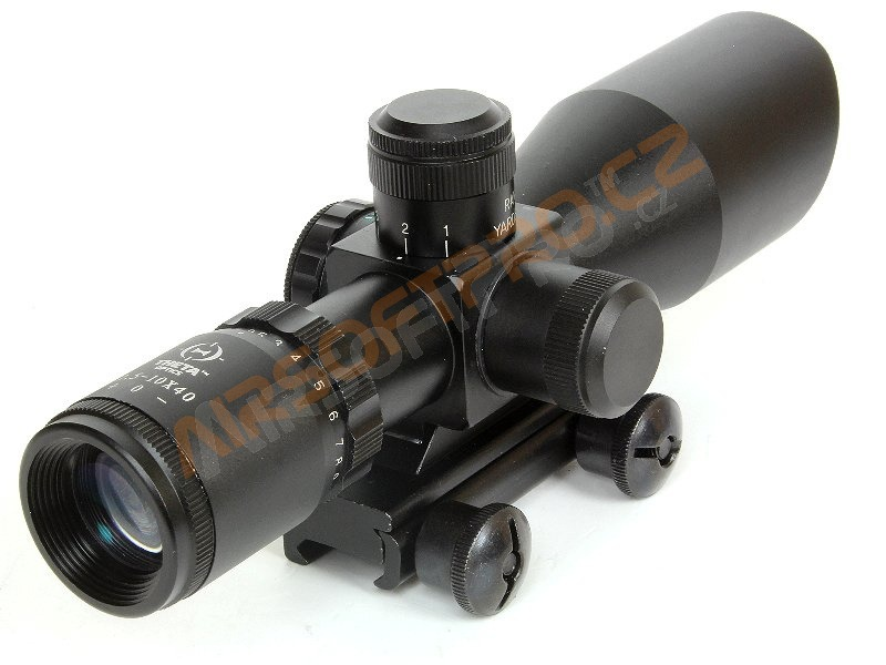 2,5-10X40 Scope [Theta Optics]