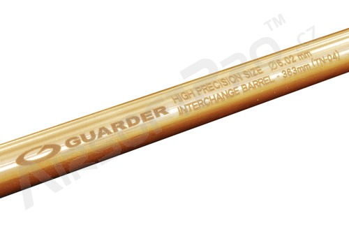 6.02mm inner barrel 363mm (M4/SIG551/249Pa) [Guarder]