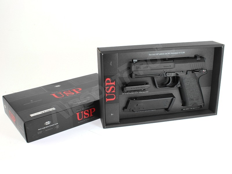 Airsoftová pistole USP, plyn blowback (GBB) [Tokyo Marui]