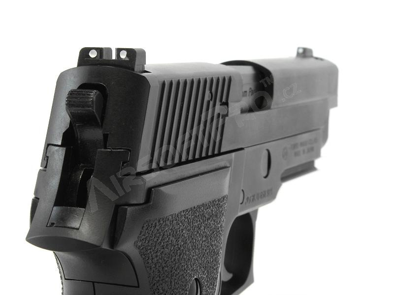 Airsoftová pistole SIG P226 Rail, plyn blowback (GBB) [Tokyo Marui]