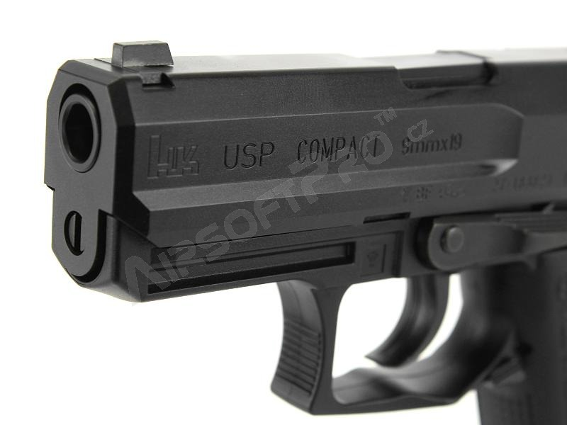 Airsoftová pistole HK USP Compact, plyn blowback (GBB) [Tokyo Marui]