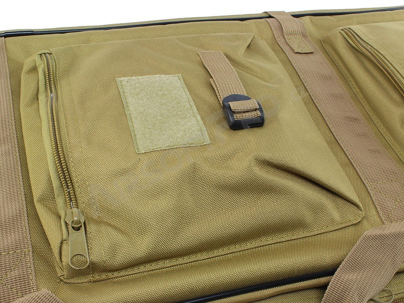 For long guns : Double rifle carrying bag for sniper rifles