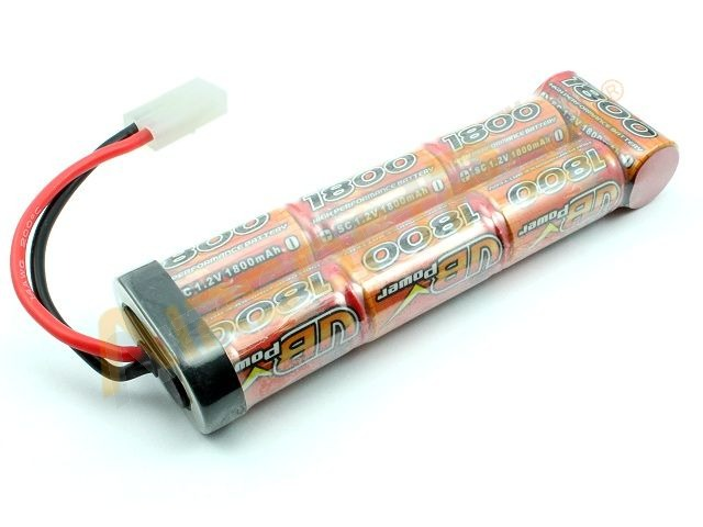Akumulátor NiMH 8,4V / 1800mAh - Large block [VB Power]