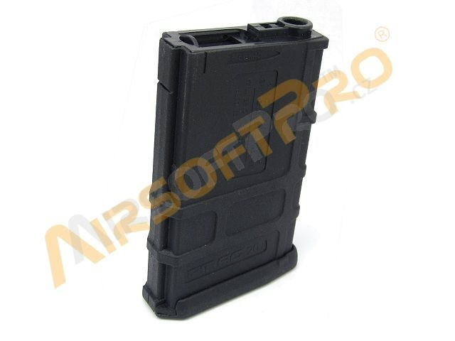 170 rounds Vertical for M4 - black - NON-FUNCTIONAL [A.C.M.]