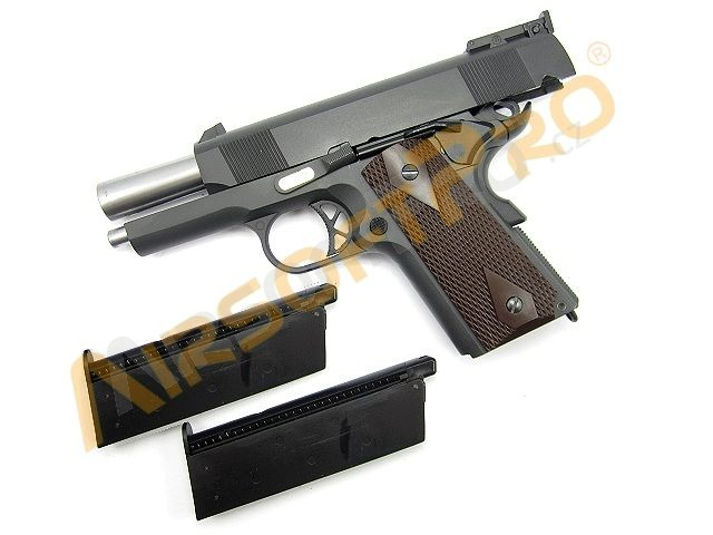 1911 3.8 B - gas blowback, full metal, 2 magazines [WE]
