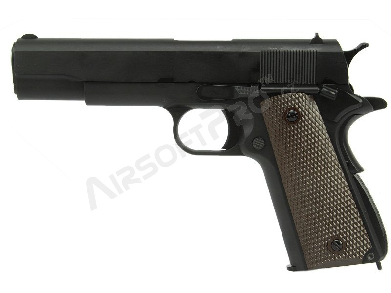 Airsoft pistol M1911 A1 - GEN.3 -  gas blowback, full metal [WE]