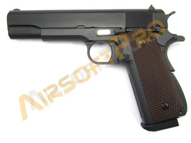 M1911 A1 - gas blowback, full metal, double column [WE]