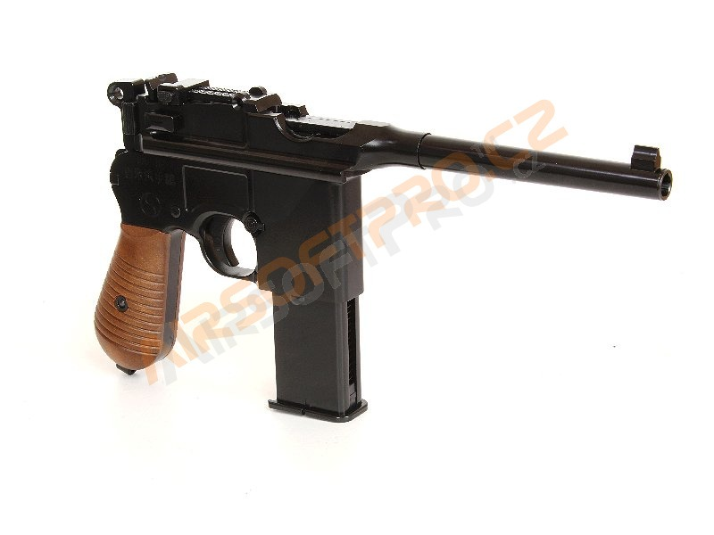 Airsoft pistol WE 712, full metal, blowback, full auto [WE]