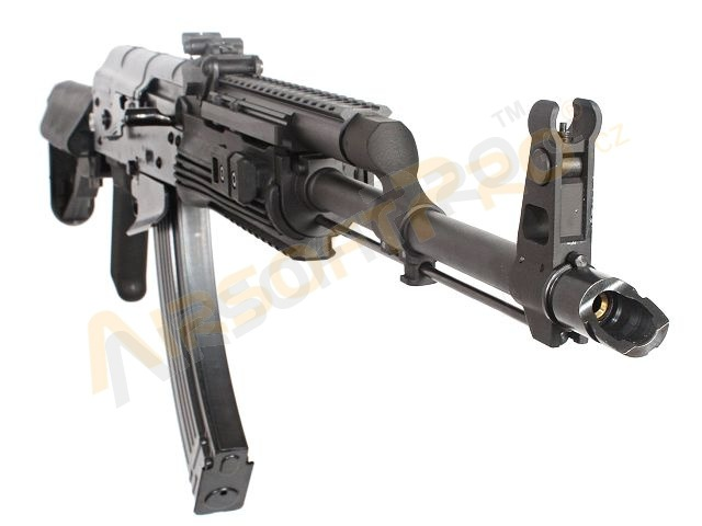 Long gas guns : AK PMC GBB - full metal, blowback - black