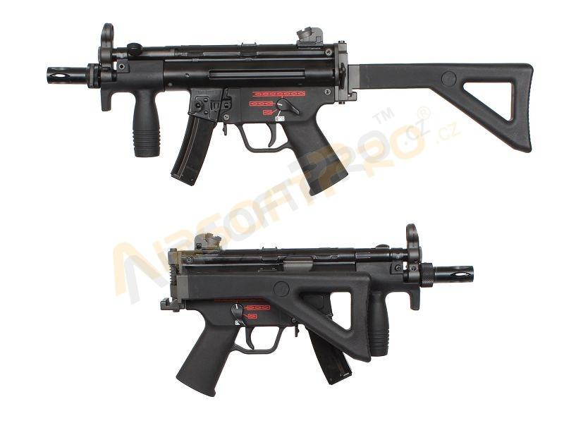 long gas guns apache k pdw gbb full metal blowback