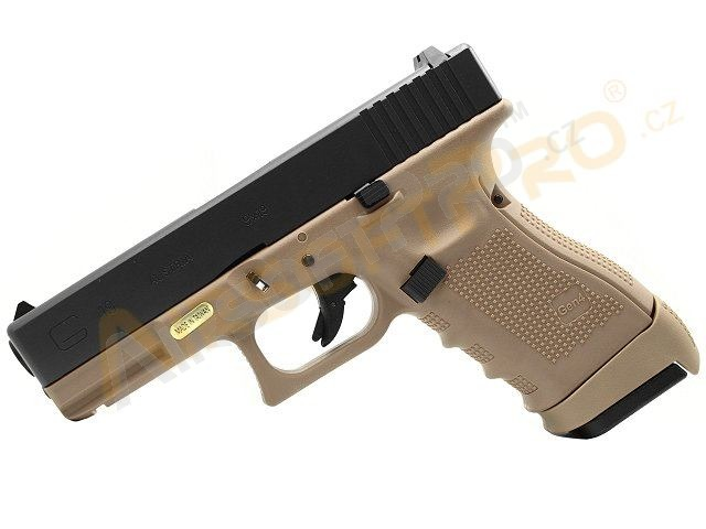CO2 magazine for WE Glock with accessories [WE]