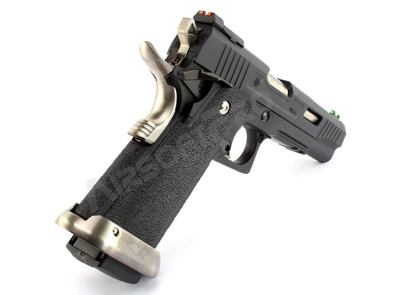 Airsoft pistol Hi-Capa 5.1″  T-Rex E Force  - GBB, full metal [WE]