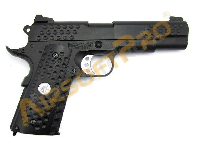 Airsoftová pistole KAC 1911 Knight Hawk (Ver.3) - celokov, blowback [WE]