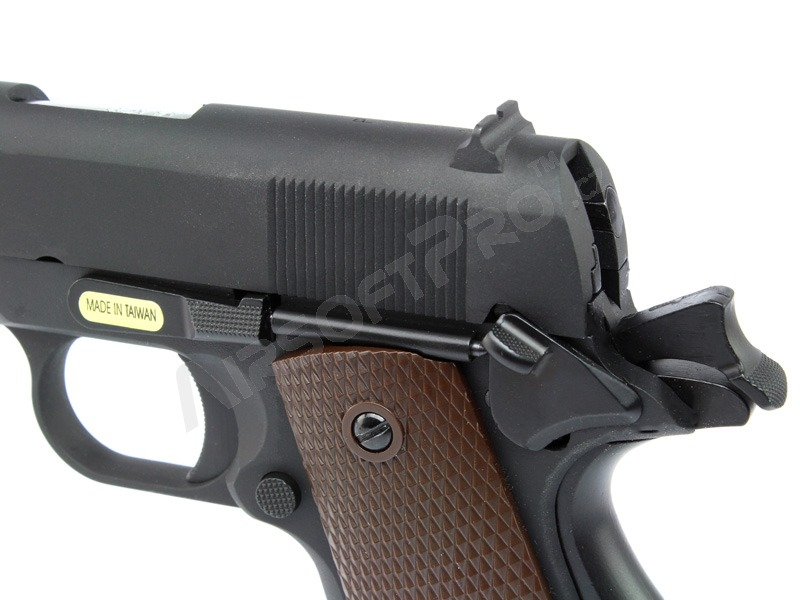 Airsoft pistol M1911 A1 Gen.2 - CO2, blowback, full metal [WE]