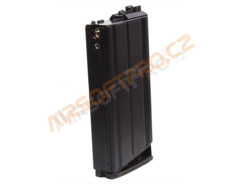 Gas magazine for WE SC-H (Scar H) - black [WE]