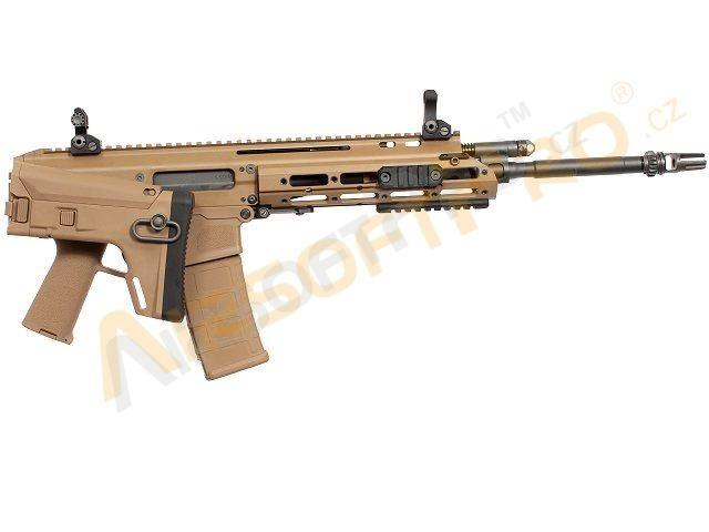 Acr Airsoft Gun répliques longues gbb : msk (masada-acr) gbb, blowback, - tan