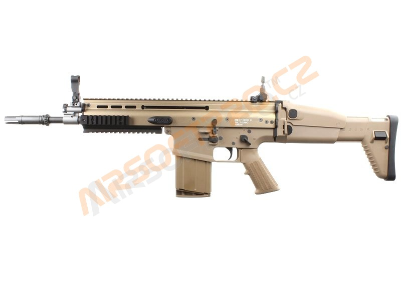 Airsoft rifle SC-H GBB , blowback - TAN [WE]
