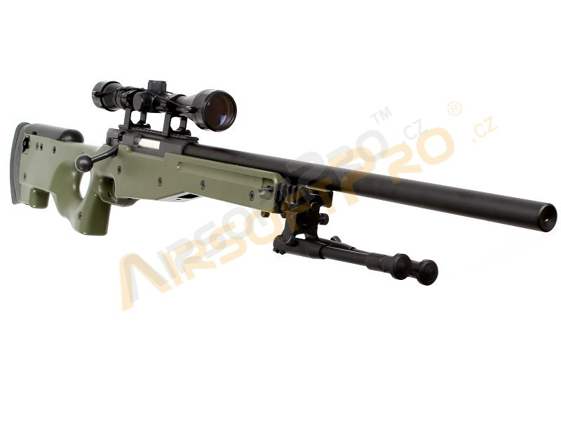 L96 OD (MB01C UPGRADE) + scope and bipod - OD [Well]